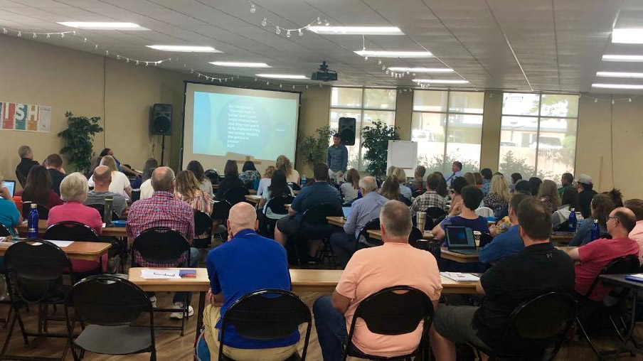 School Safety and Community-relevant Issues Featured at RMC Teacher's Convention