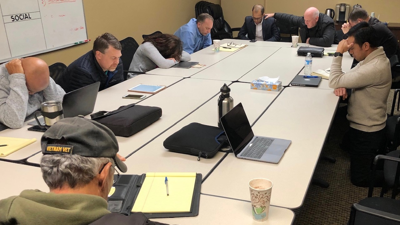 Preparations for Catch 2020 outreach of 13 Northeast Colorado churches accelerate