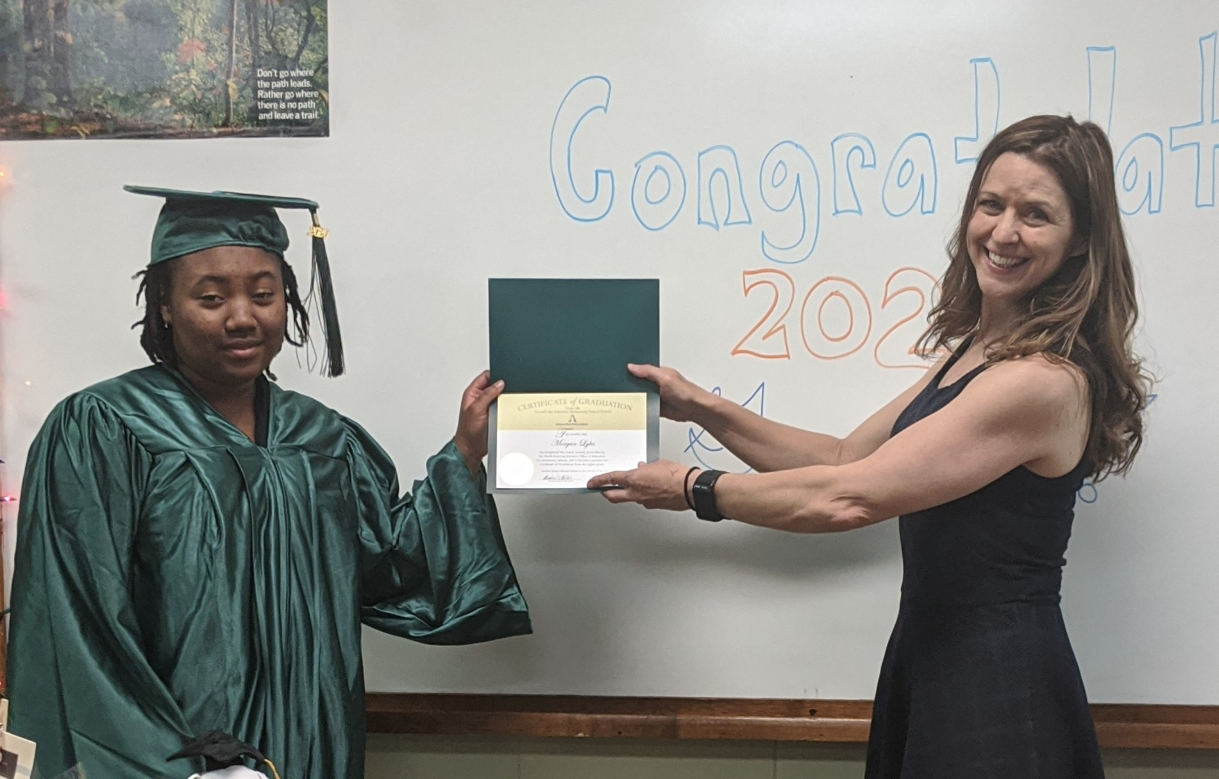 SPRINGS ADVENTIST ACADEMY CELEBRATES THE CLASS OF 2020