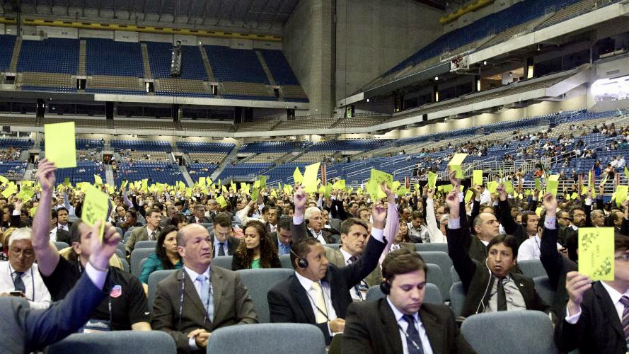 Leaders Vote to Postpone General Conference Session 2020 for a Second Time