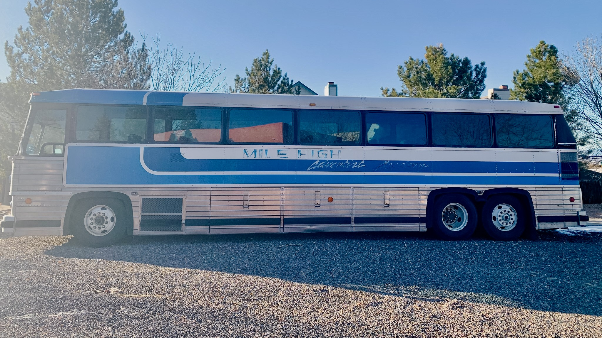MHA BUS TAKES FINAL TRIP