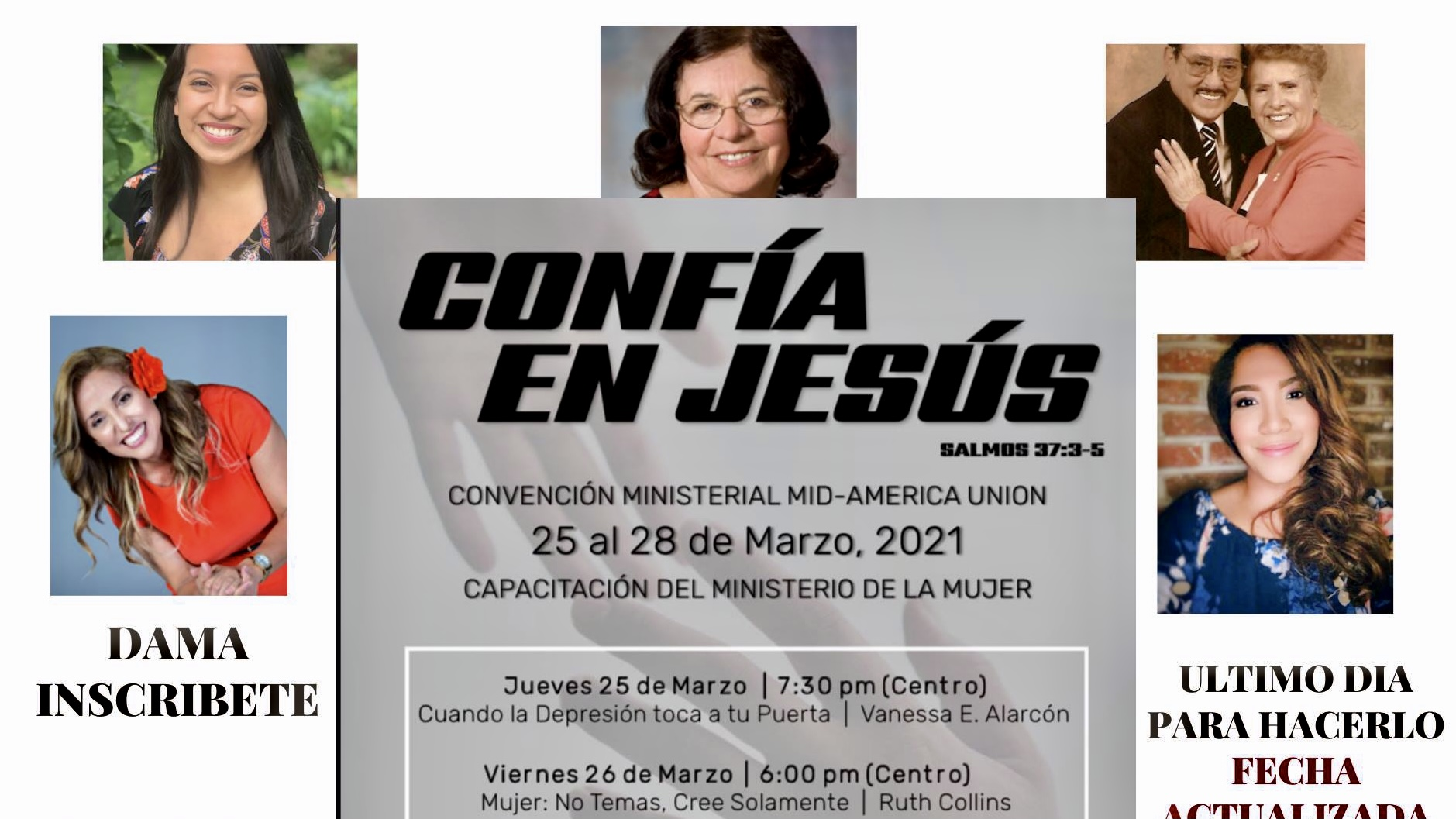 RMC HISPANIC WOMEN FACILITATE SEMINARS AT MAUC MINISTRY CONVENTION