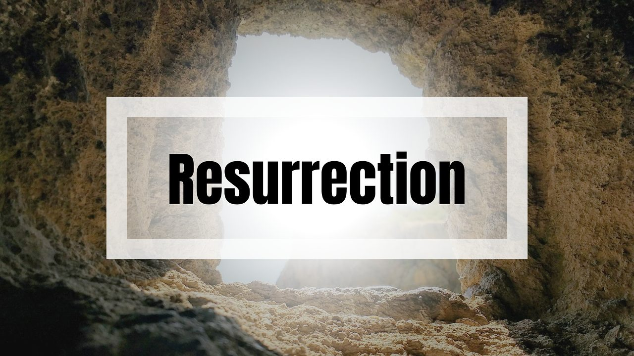 COMMENTARY — RECONCILING THE RESURRECTION — OUR FAITH IN THE CROSS—AND THE EMPTY TOMB