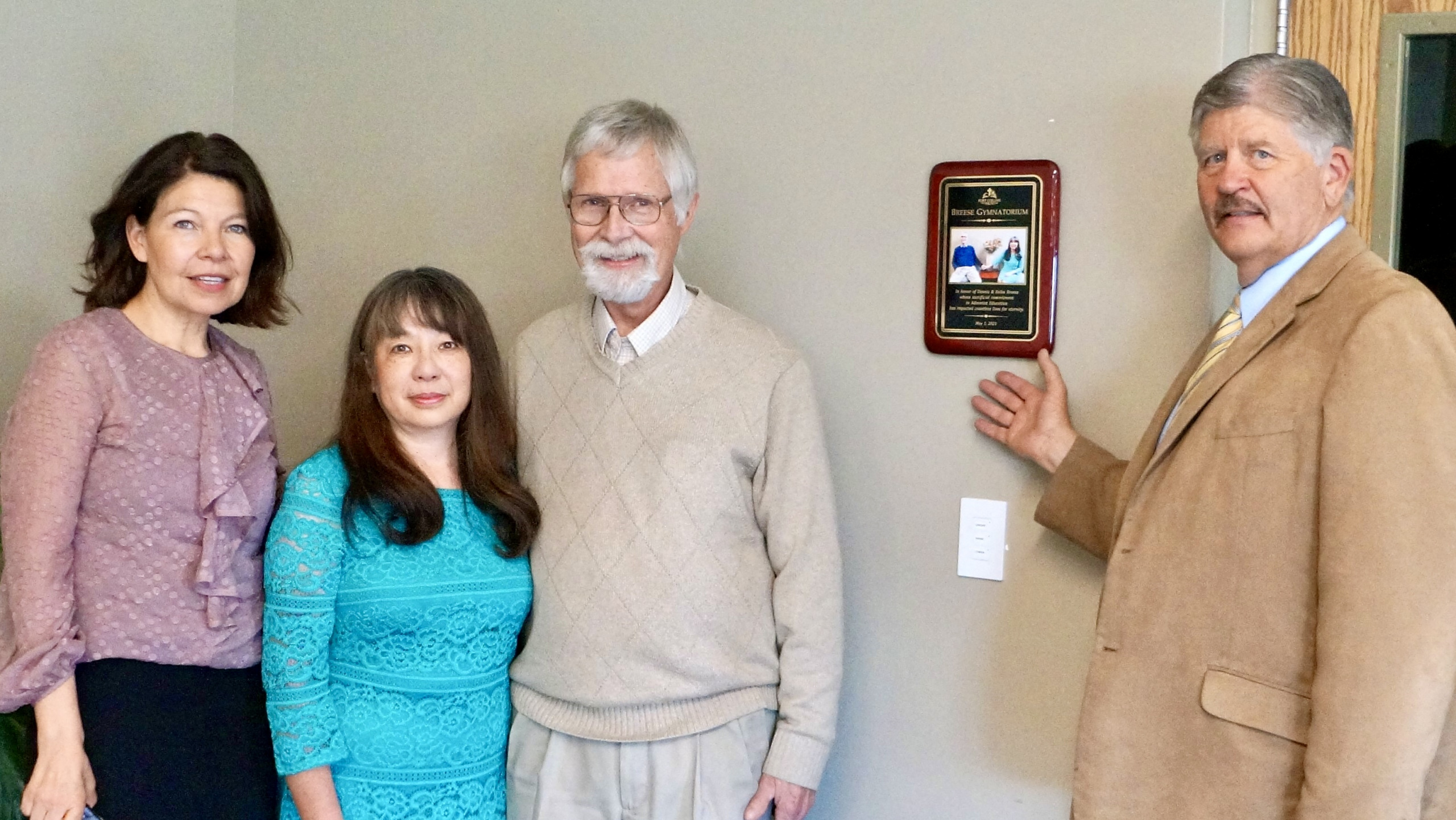 FORT COLLINS BIDS FAREWELL TO DENNIS BREESE AFTER 19 YEARS OF MINISTRY