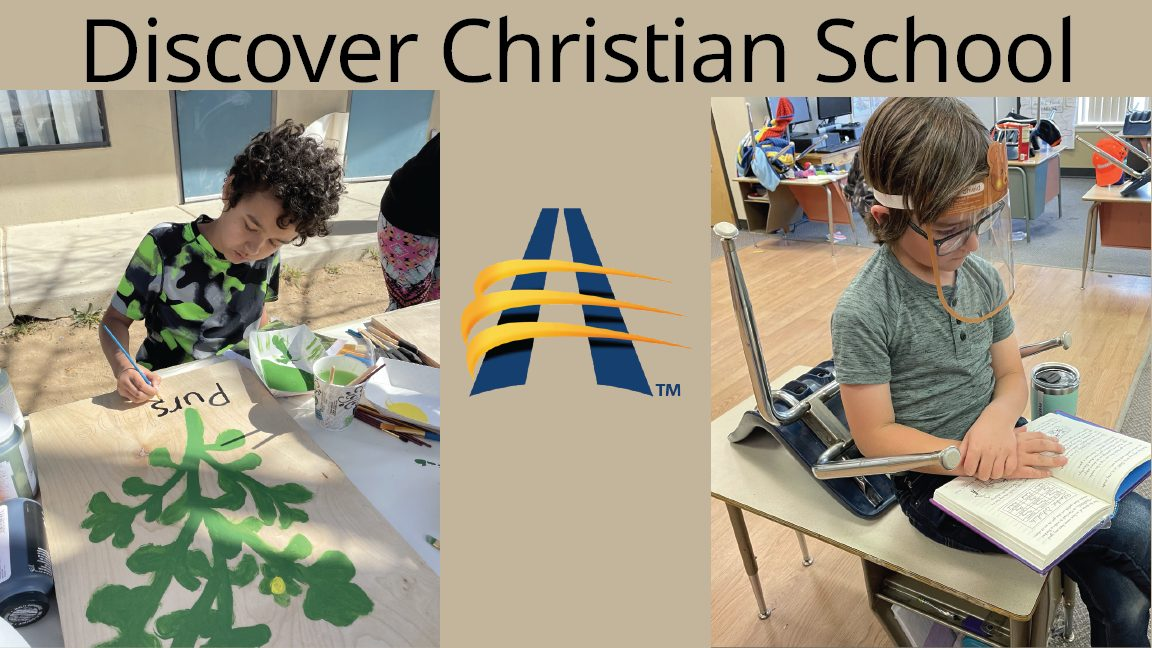 COMMUNITY NEED LEADS TO WAIT LIST AT DISCOVER CHRISTIAN SCHOOL IN FARMINGTON