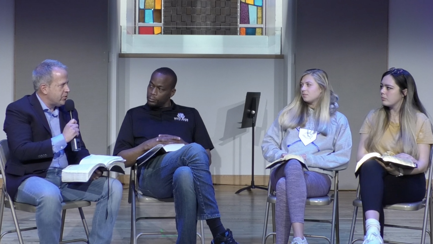 RMC PASTOR FEATURED AT GLOBAL CAMP MEETING