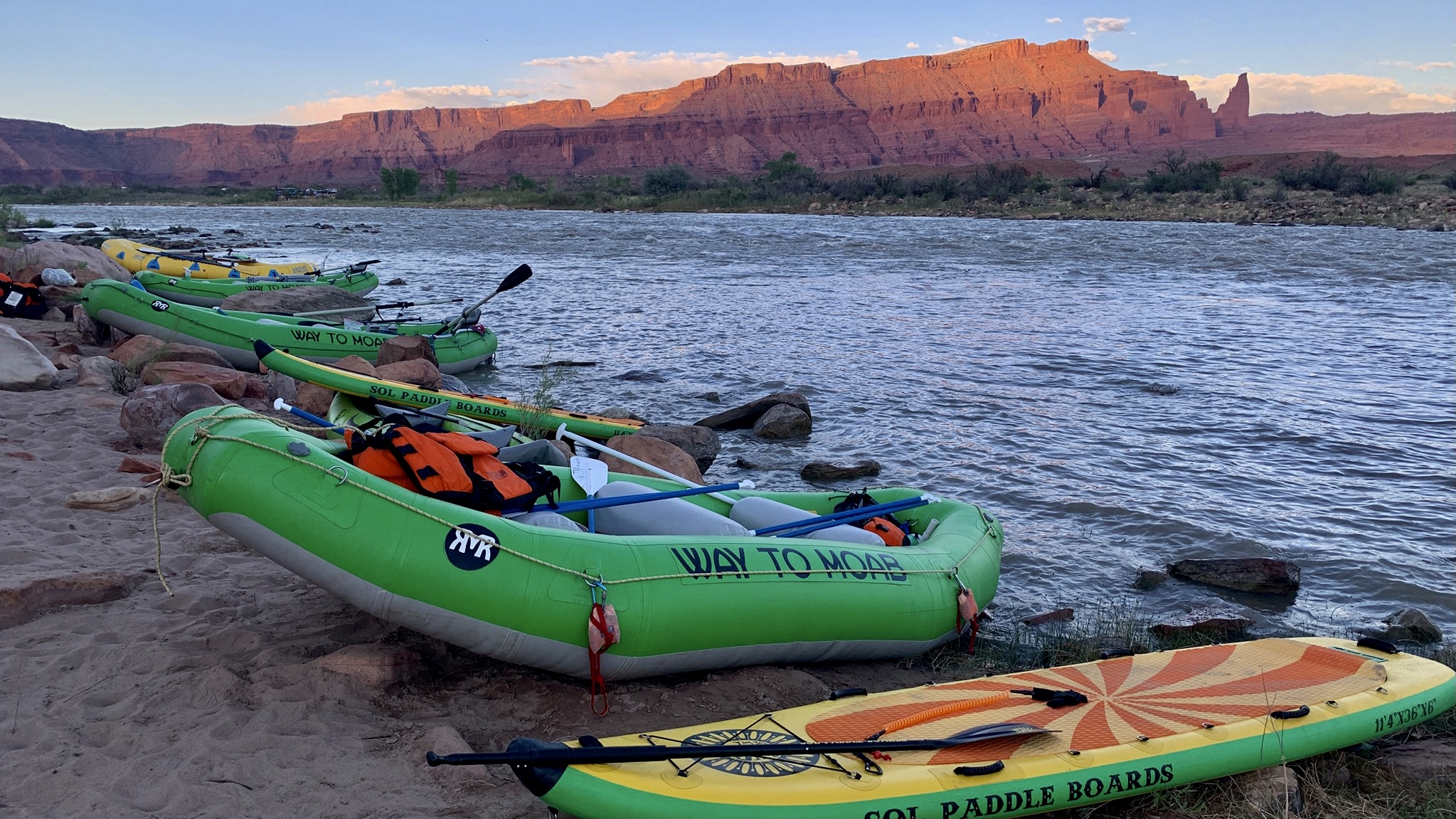 FRANKTOWN YOUTH EXPLORE MOAB AND THE UTAH WILDERNESS
