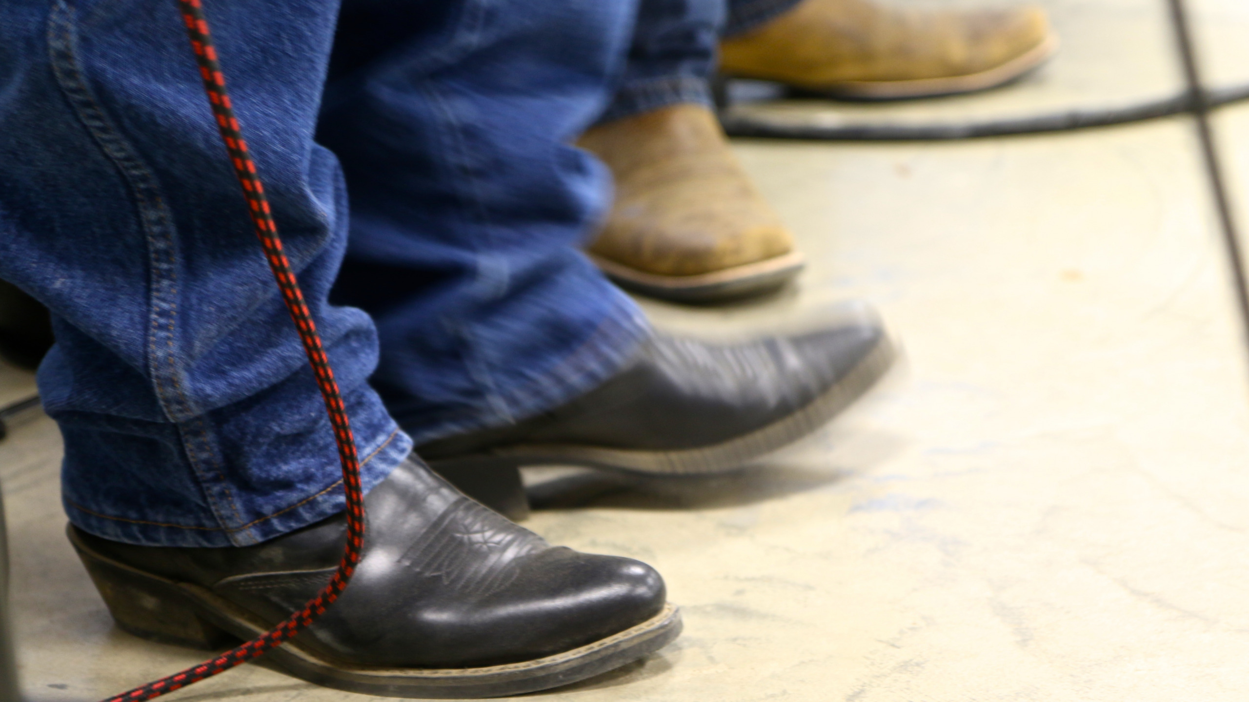 SADDLE UP FOR COWBOY CAMP MEETING