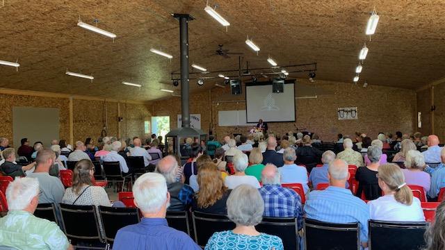 WESTERN SLOPE CAMP MEETING RETURNS ON AUGUST 4