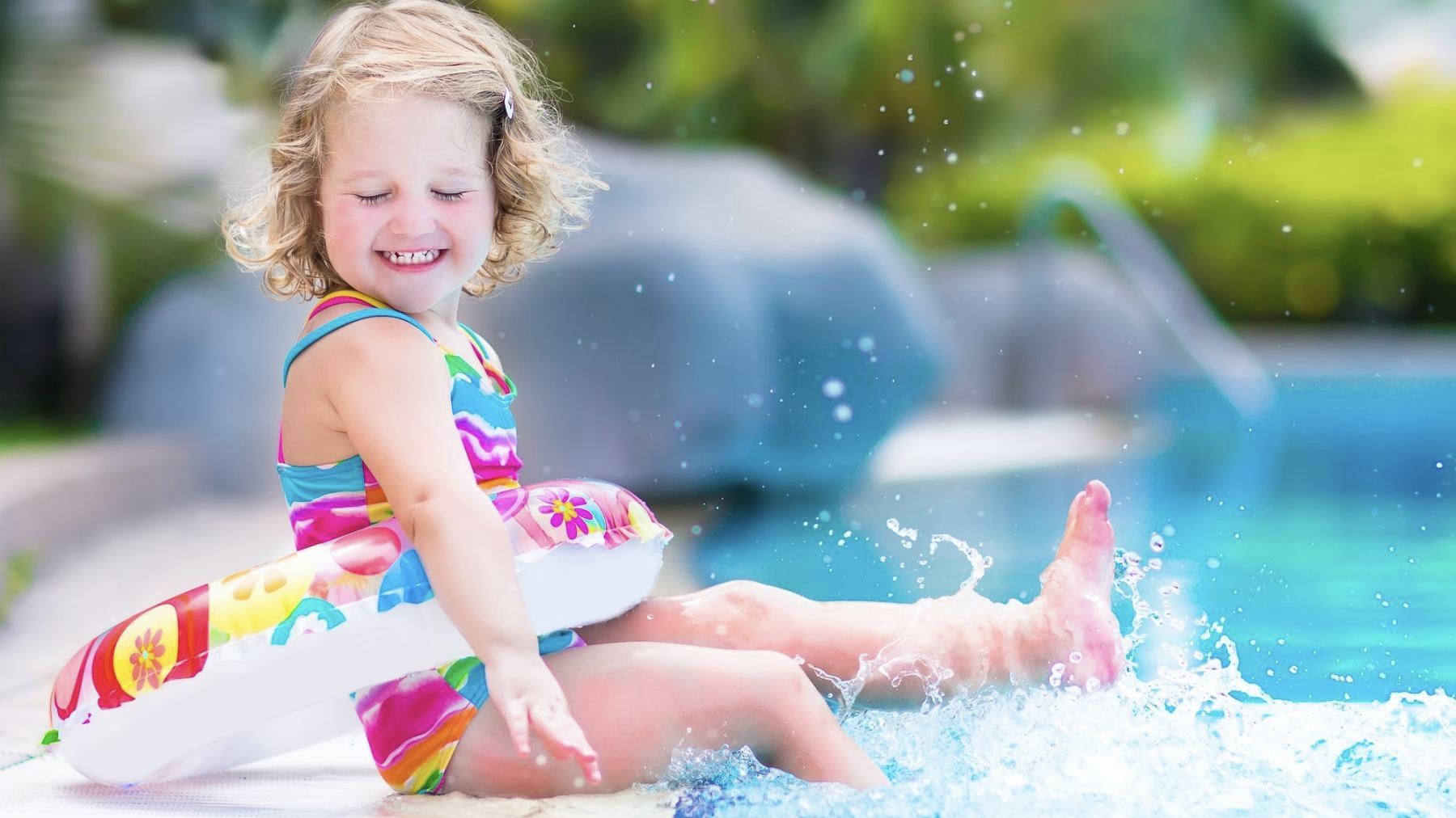 Keeping Your Kids Safe Around Water