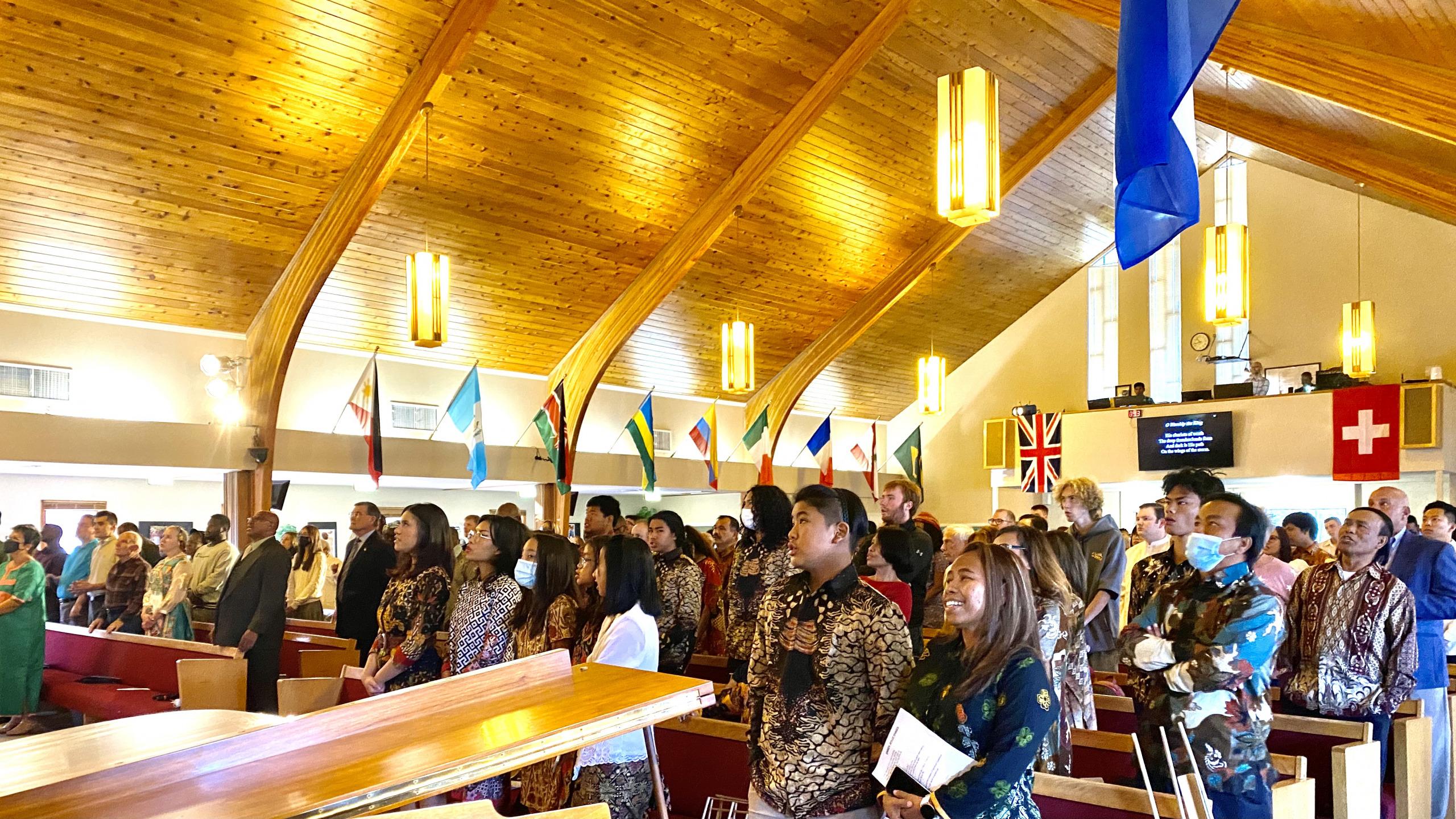 COLORADO SPRINGS CENTRAL CHURCH CELEBRATES INTERNATIONAL SABBATH